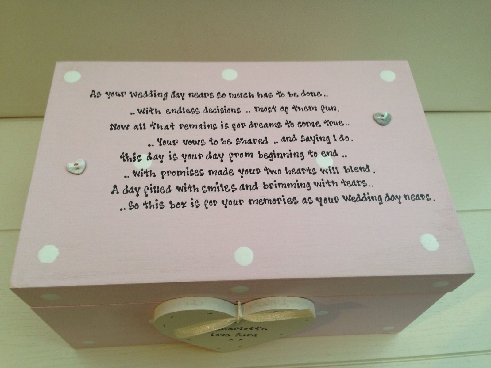 Extra Large Wedding Gift Box : Gifts For The Bride Gifts For The Bride & Groom Mother Of The Bride ...